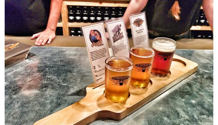 Veterans United beers