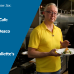 I Know Jax features Candy Apple Cafe, Tres Leches, Il Desco and ceviche ep 221